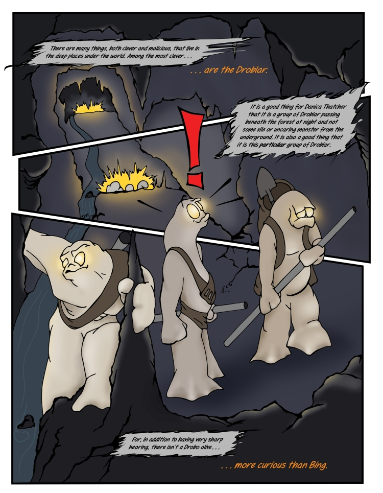 Droblar - Page One