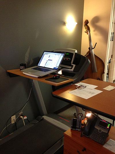 Treadmill Desk Pic3